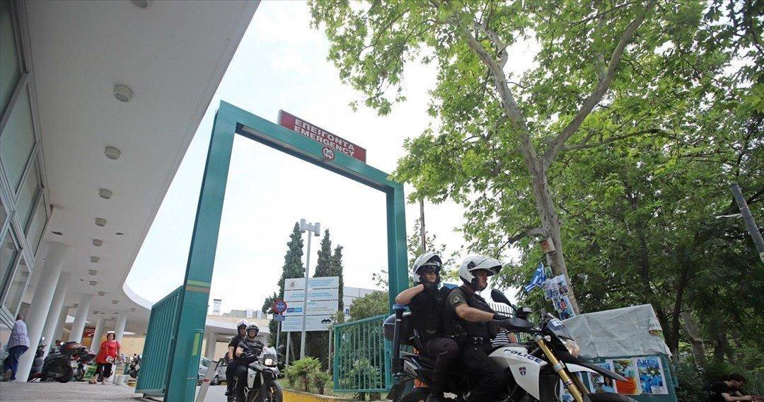 Στην εισαγγελέα ποινικής δίωξης οδηγούνται οι συλληφθέντες για την επεισοδιακή ληστεία στο ΑΧΕΠΑ