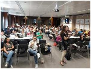Δημοσιογράφοι στα… θρανία – Με επιτυχία έκλεισε ο Β' κύκλος σεμιναρίων της ΕΣΗΕΑ για τα Νέα Μέσα
