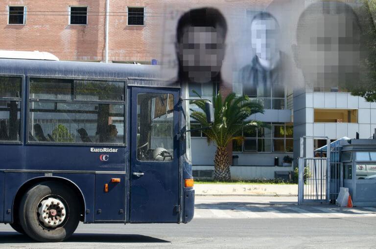 Απόδραση από το Μεταγωγών: Αυτοί είναι οι δραπέτες – Ισοβίτης ο ένας