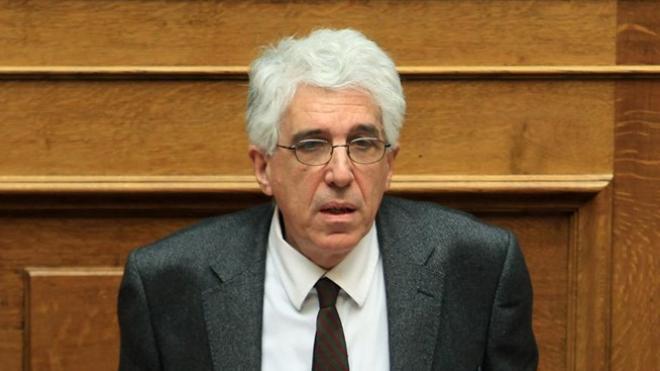 Η εισήγηση Παρασκευόπουλου στην συζήτηση των σχεδίων Ποινικού Κώδικα και Κώδικα Ποινικής Δικονομίας