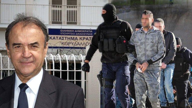 Αποφυλακίστηκε η γυναίκα που κατηγορείται για συμμετοχή στην «εκβίαση» του Δημ. Τσοβόλα