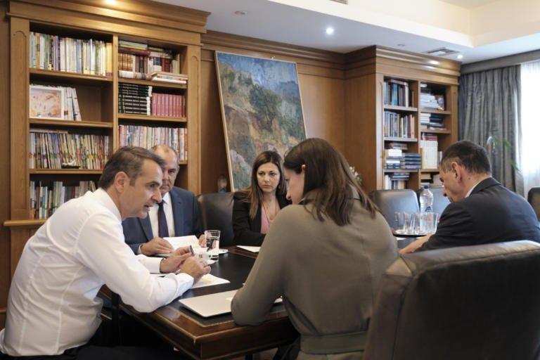 Ν. Κεραμέως: Καταργείται το άσυλο – Δεν θα ιδρυθεί 4η Νομική στην Πάτρα