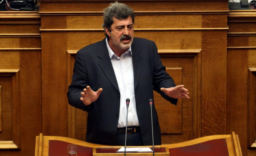 Σε εξέλιξη η ψηφοφορία για την άρση ασυλίας του Π. Πολάκη – Αποχώρησε η αξιωματική αντιπολίτευση