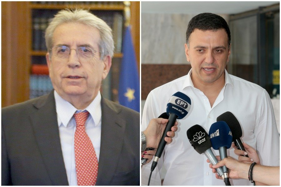 Ο Π. Μπεχράκης επικεφαλής επιτροπής για τον έλεγχο του καπνίσματος