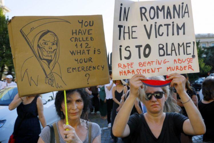 Ρουμανία: Έρευνα για το τηλεφώνημα θύματος της υπόθεσης Καρακάλ στη γραμμή 112