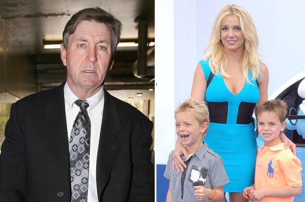 Απίστευτη καταγγελία: Ο πατέρας της Βritney Spears κακοποίησε τον 13χρονο γιο της!