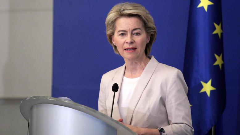 Κορονοϊός: Η Ούρσουλα φον Ντερ Λάιεν ζητά να κλείσουν τα σύνορα της ΕΕ για 30 ημέρες