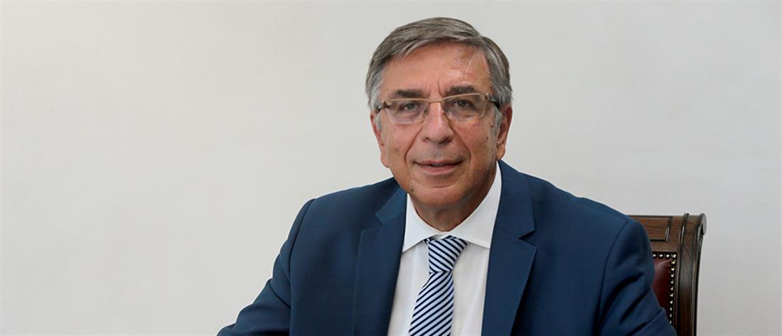 Ιωσήφ Τσαλαγανίδης προς δικαστές: «Στόχος μας η ανύψωση του κύρους της Δικαιοσύνης»