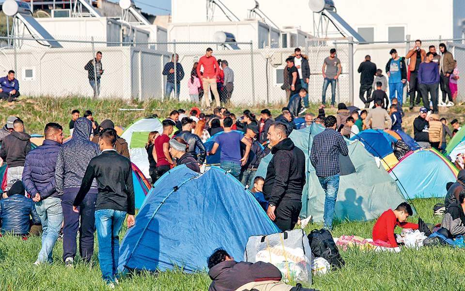 Ετοιμάζουν τις βαλίτσες τους για Βερολίνο 70 ανήλικοι πρόσφυγες από Ελλάδα