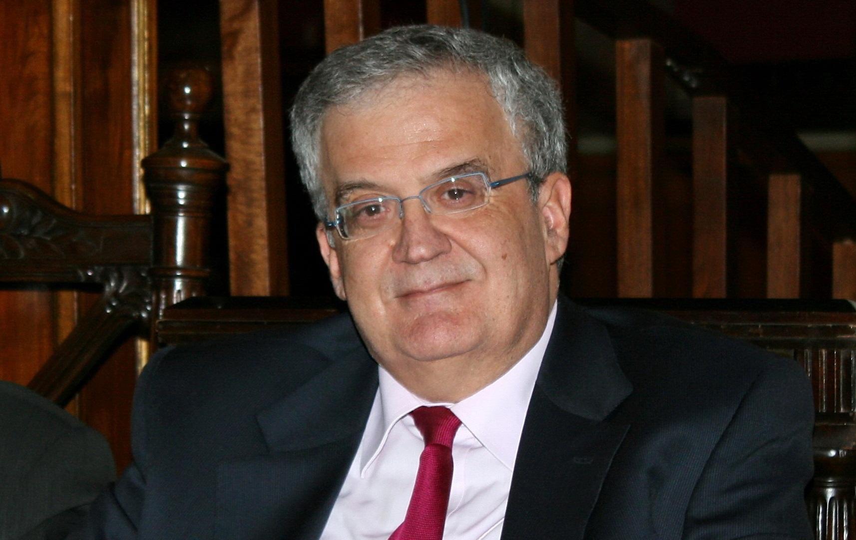 Αντώνης Αργυρός: Δεν είναι επιτρεπτή κατά το άρθρο 89 Σ., η συμμετοχή δικαστικών σε έργα ή απασχολήσεις άσχετες με το δικαστικό λειτούργημα