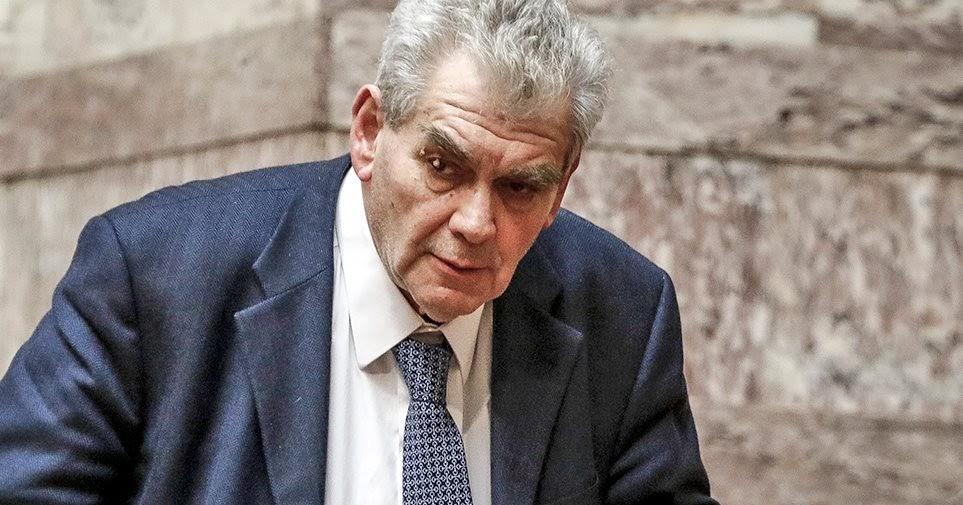 Βουλή: Στην Επιτροπή δια των συνηγόρων του τα αιτήματα του Δ. Παπαγγελόπουλου