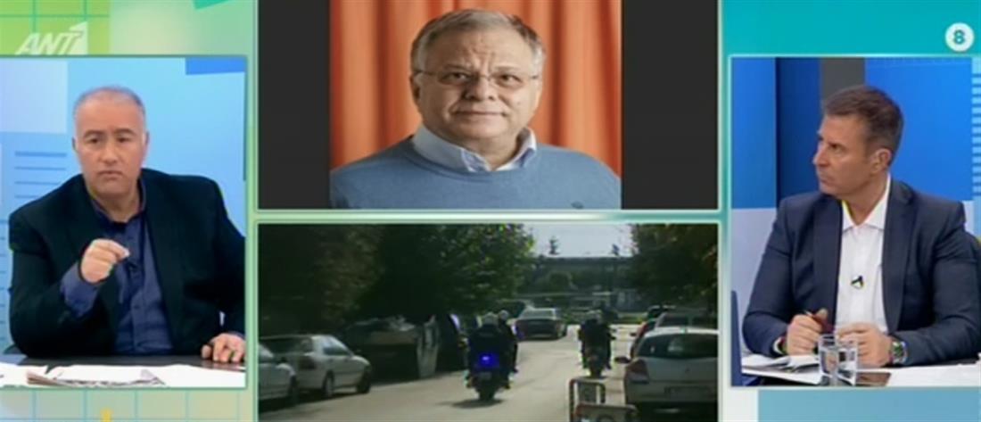 Γιαννόπουλος: Η μητέρα «κάλυπτε» τον ιερέα που βίαζε την κόρη της (Video)