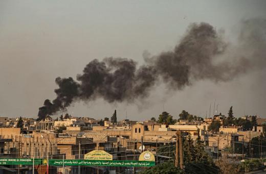 Συρία: Σε πλήρη εξέλιξη η επίθεση της Τουρκίας εναντίον των Κούρδων παρά τον καταιγισμό επικρίσεων – 15 νεκροί