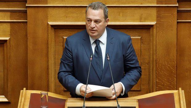 Ευρ. Στυλιανίδης: Έως τις 11 Νοεμβρίου στην Ολομέλεια η συνταγματική αναθεώρηση