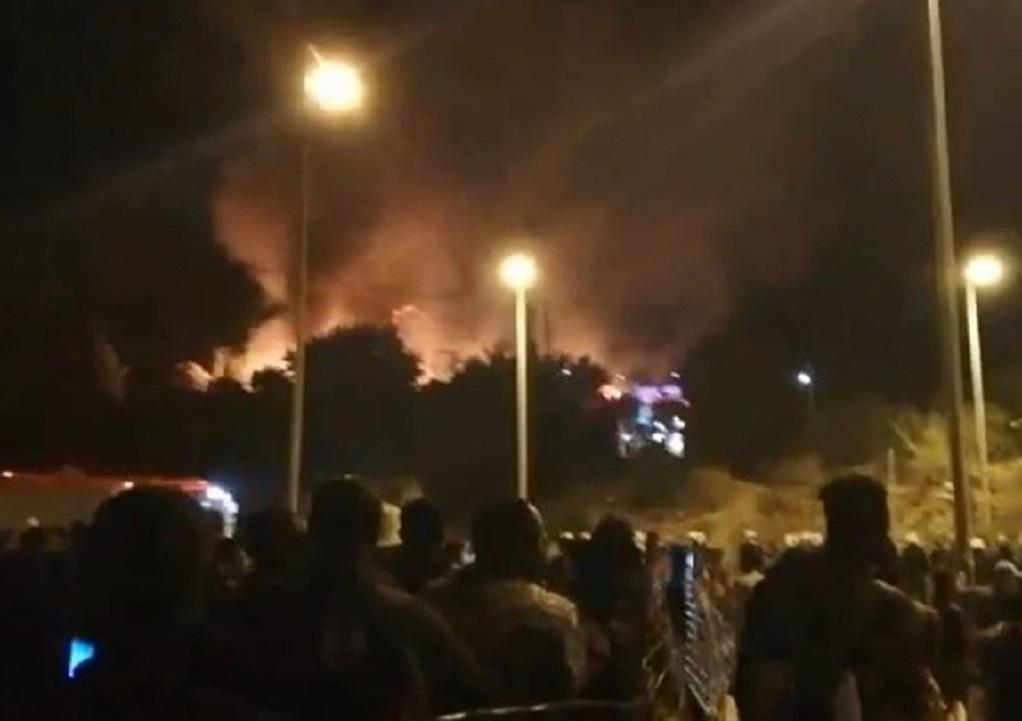 Δήμαρχος ανατολικής Σάμου για τη φωτιά στο ΚΥΤ: Είχαμε εξέγερση
