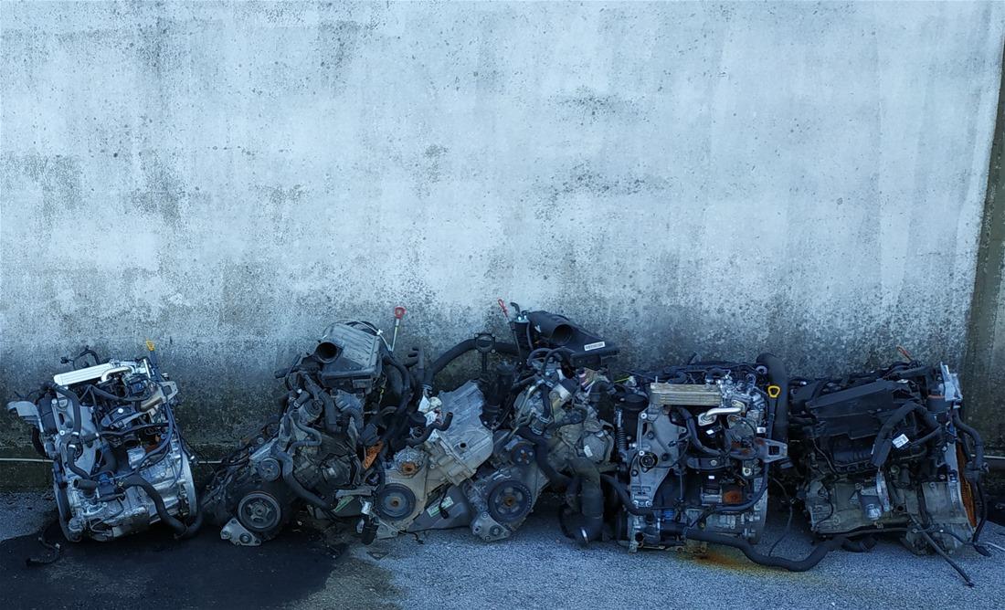 Θεσσαλονίκη: Εντόπισαν 164 κλεμμένους κινητήρες αυτοκινήτων στη διάρκεια αστυνομικής επιχείρησης