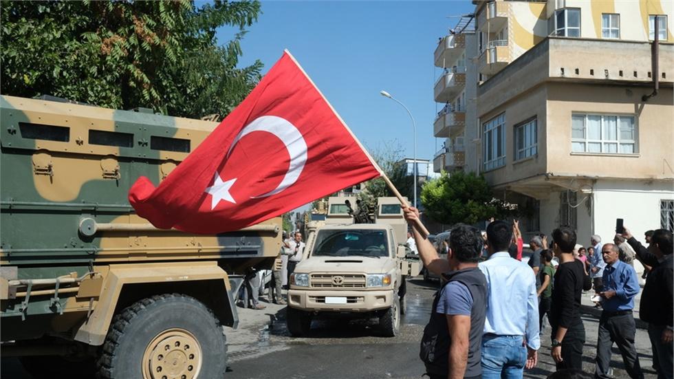 Συνελήφθη Τούρκος δημοσιογράφος που επέκρινε την τουρκική επιχείρηση στη βορειοανατολική Συρία