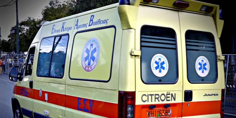 Τραγωδία στη Κρήτη: Πέθανε η μητέρα που μαχαίρωσε ο γιος της