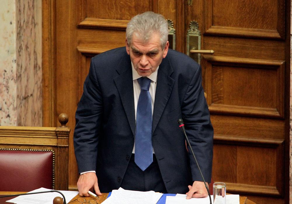 Παπαγγελόπουλος: Εχω συναντηθεί πολλές φορές με τον Σαμαρά και στο σπίτι του και σε ταβέρνες – Ας βγει να με διαψεύσει