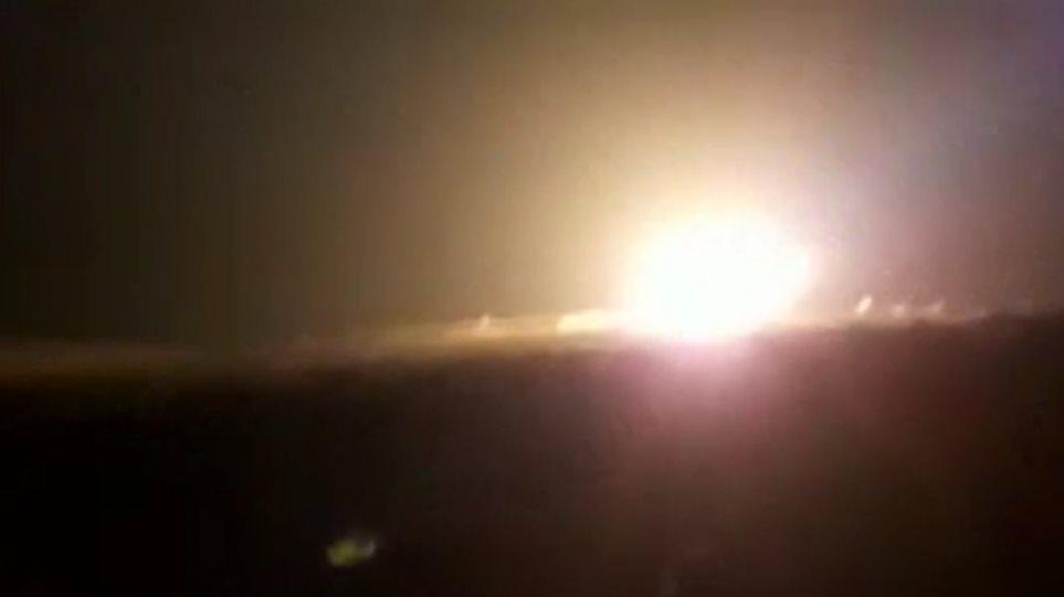 Βίντεο που κυκλοφορεί στο διαδίκτυο φέρεται να καταγράφει τις τελευταίες στιγμές του αλ Μπαγκντάντι (Video)