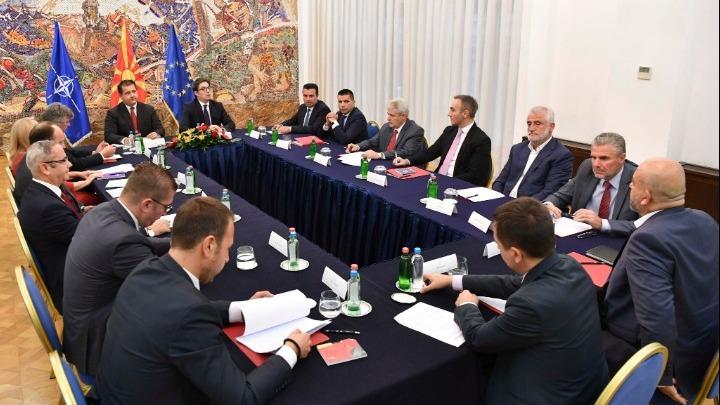 Στις 12 Απριλίου θα διεξαχθούν οι πρόωρες εκλογές στη Βόρεια Μακεδονία