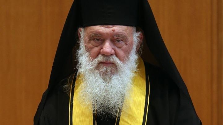 """Στο νοσοκομείο """"Ευαγγελισμός"""" με κορονοϊό ο Αρχιεπίσκοπος Ιερώνυμος – Συγκλονίζει το μήνυμά του – BINTEO"""