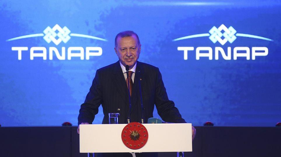Τουρκία: Επεισόδιο στην εκδήλωση του αγωγού TANAP – Αποχώρησε ο Έλληνας υφυπ. Περιβάλλοντος