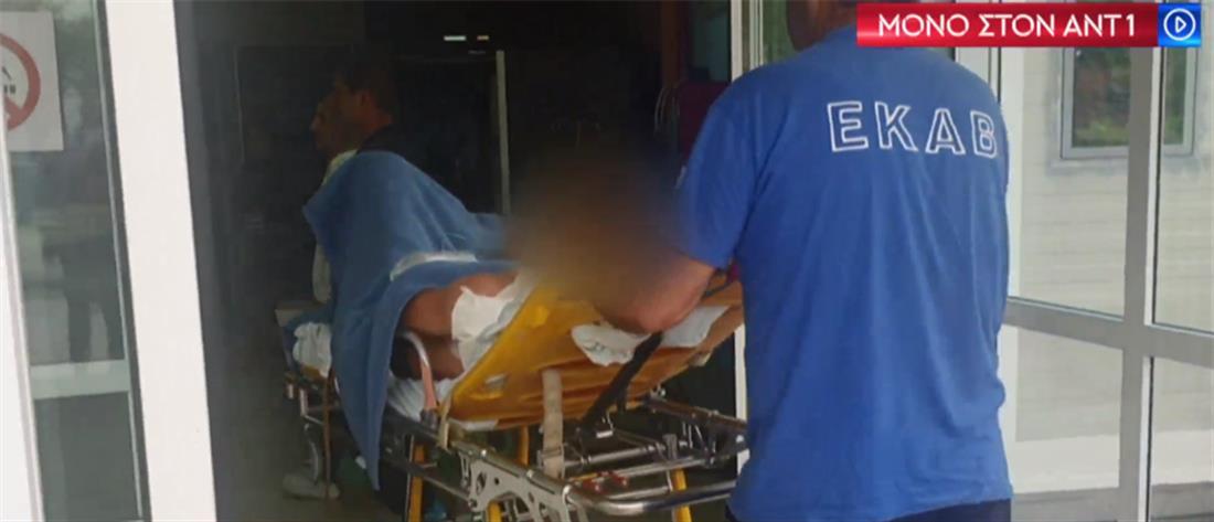 Πώς περιγράφει ο 15χρονος τη στιγμή που μαχαιρώθηκε από συμμαθητή του στην Αμαλιάδα (Video)
