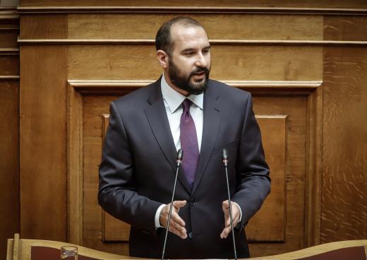 Τζανακόπουλος: Δεν θέλουν να εξεταστεί ο Φρουζής