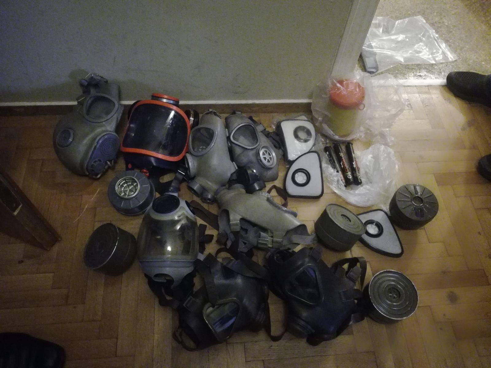 Έρευνες και συλλήψεις σε διαμέρισμα «γιάφκα» στα Εξάρχεια (ΦΩΤΟ)