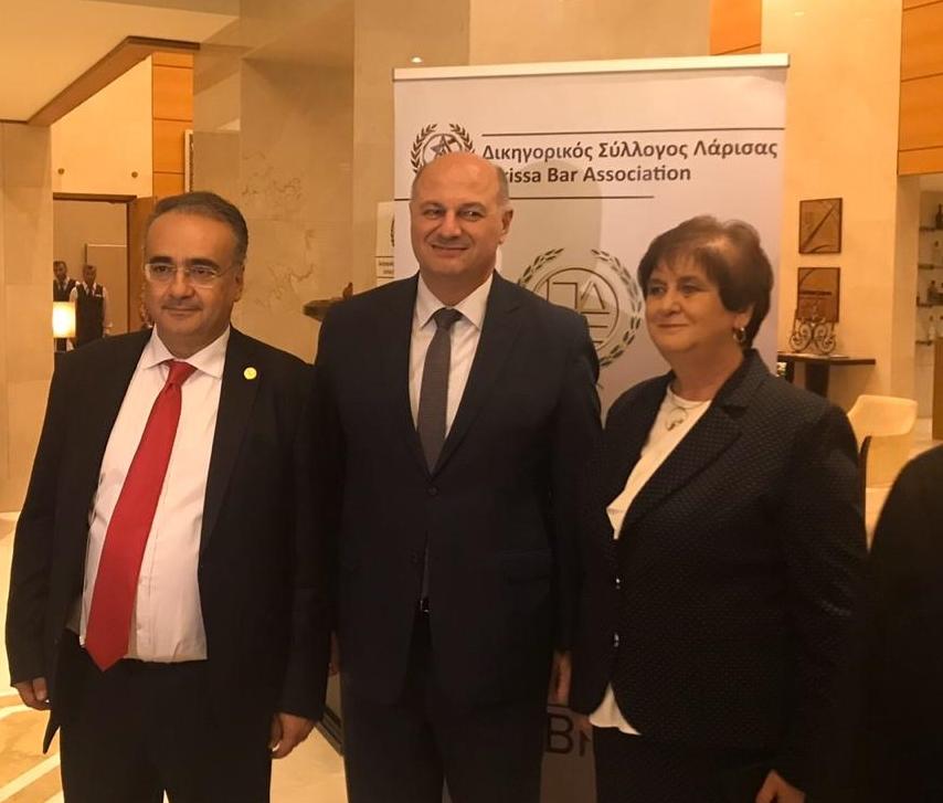 Κ. Τσιάρας: Υποχρεωτική η παρουσία των δικηγόρων σε όλα τα στάδια της διαδικασίας της Διαμεσολάβησης