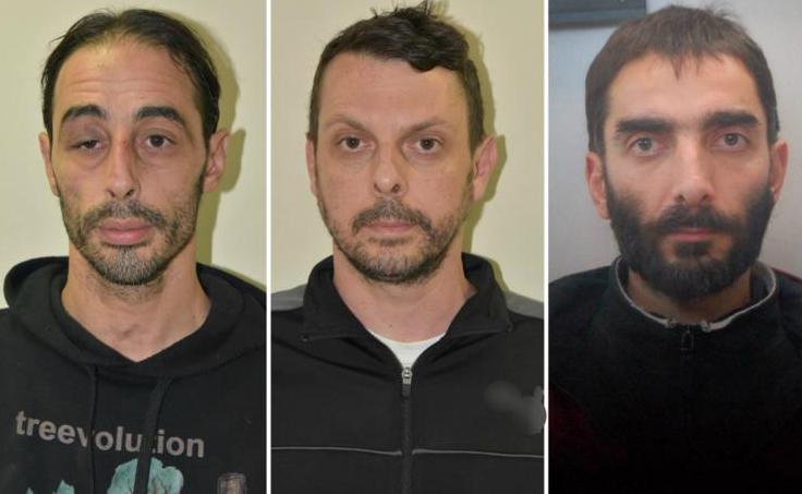 Αυτοί είναι οι συλληφθέντες με την κατηγορία της συμμετοχής στην «Επαναστατική Αυτοάμυνα» – Καταζητείται ένας ακόμη