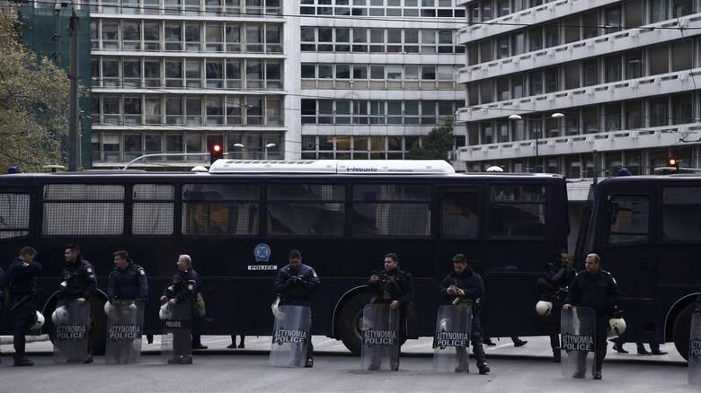 Τα αστυνομικά μέτρα ενόψει του εορτασμού του Πολυτεχνείου