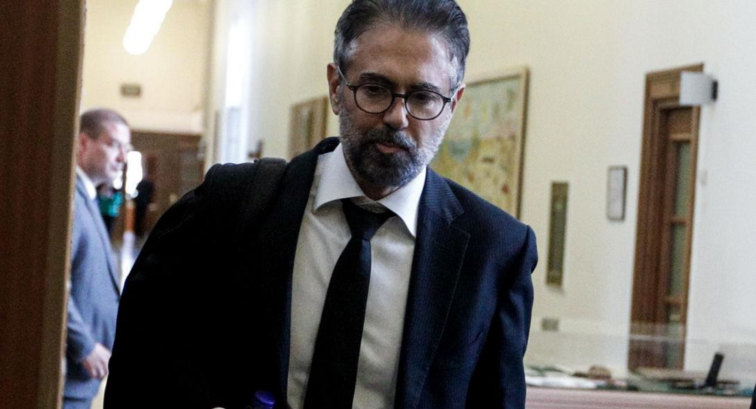 Φρουζής στην Προανακριτική: «Πριν το '15 συναντήθηκα με τον Τσίπρα, τον Ξανθό, τον Σταθάκη κι άλλα στελέχη του ΣΥΡΙΖΑ»