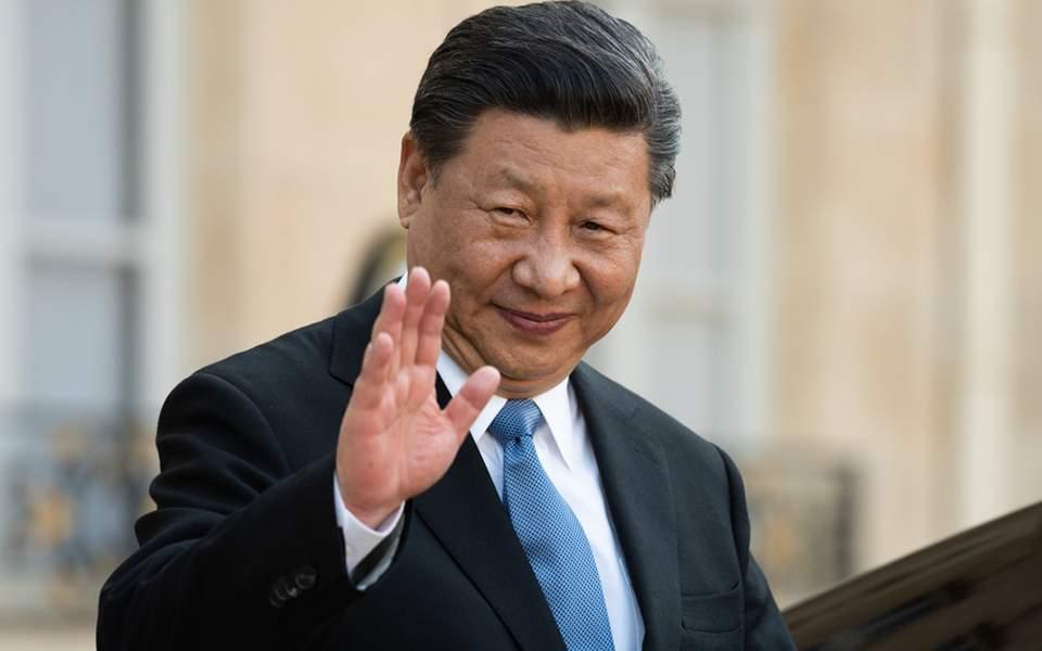 Στην Αθήνα ο πρόεδρος της Κίνας για υπογραφή 16 συμφωνιών