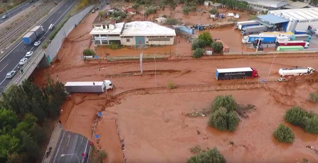 Αρχίζει τον Ιανουάριο η δίκη για τις φονικές πλημμύρες στη Μάνδρα