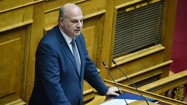 Κ. Τσιάρας: Στόχος του νέου Ποινικού Κώδικα να ενώσει τους Έλληνες