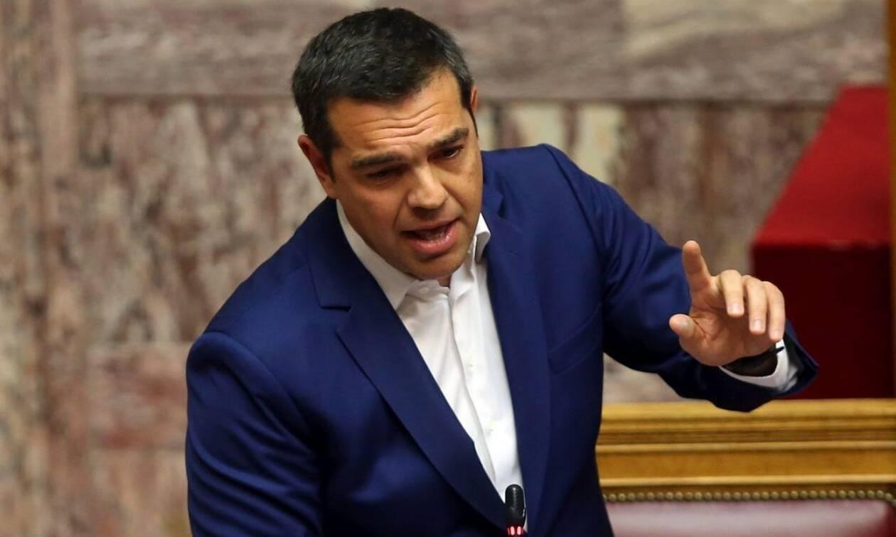Ερώτηση Τσίπρα σε Μητσοτάκη: Επιεικής στάση της κυβέρνησης απέναντι στους δράστες οικονομικών εγκλημάτων και εγκλημάτων διαφθοράς