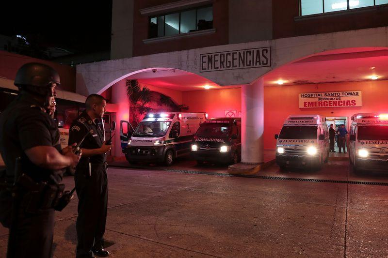 Παναμάς: Τουλάχιστον 12 νεκροί και 13 τραυματίες στην ανταλλαγή πυρών στη φυλακή Λα Χογίτα
