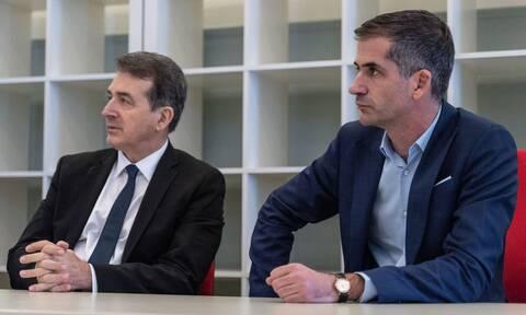 Χρυσοχοΐδης και Μπακογιάννης υπέγραψαν μνημόνιο συνεργασίας για τη δημιουργία Κέντρου Διαχείρισης Καθημερινότητας