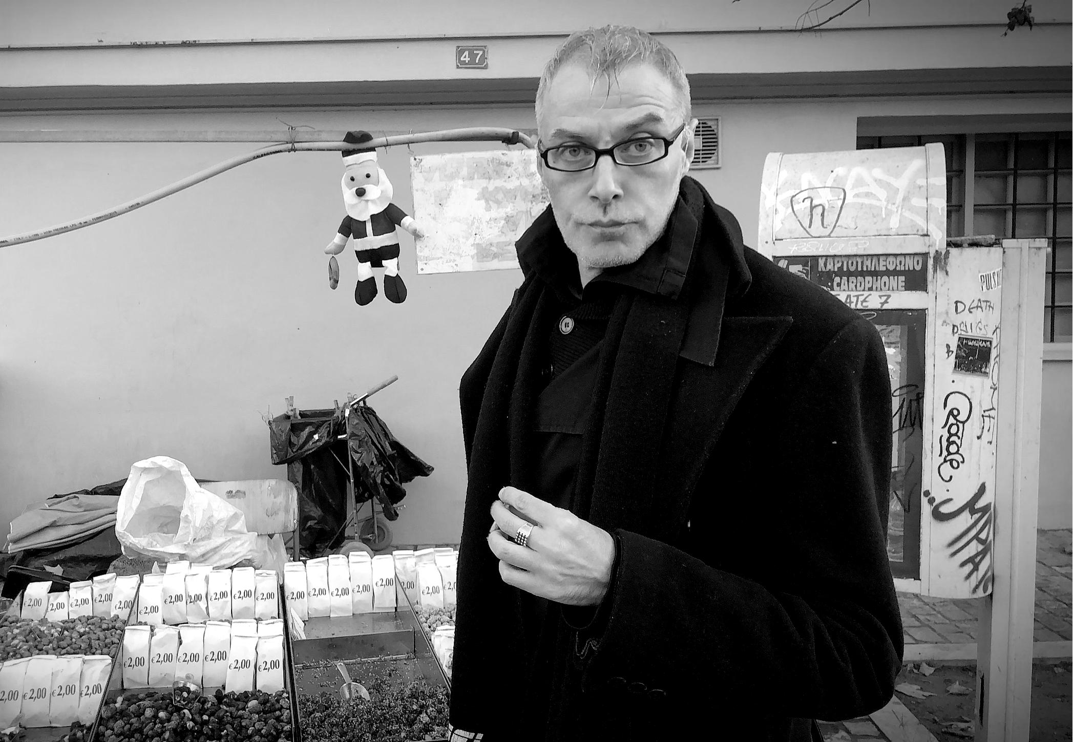 Δημήτρης Τσεκούρας: «Τα έργα Τέχνης είναι ενοχλητικά»