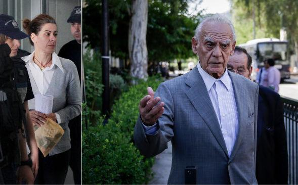 Ακης Τσοχατζόπουλος και Αρετή: Από τη συναυτουργία στην αντιδικία… Εξώδικο έστειλε στην κόρη του ο πρώην υπουργός