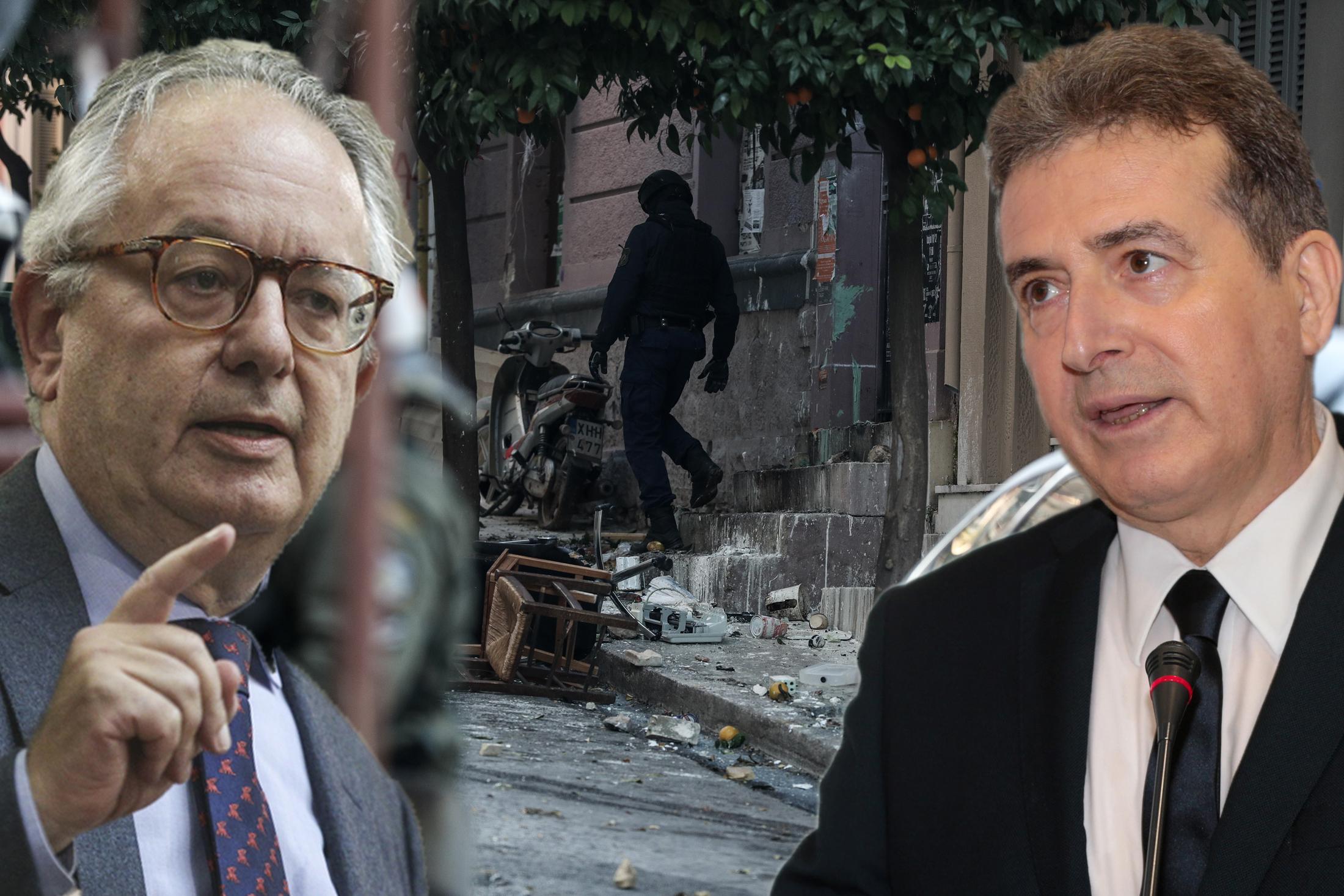 Εννέα συλλήψεις από τις καταλήψεις στο Κουκάκι – Οι καταγγελίες για αστυνομική βία και η αντίδραση Αλιβιζάτου – Χρυσοχοΐδη