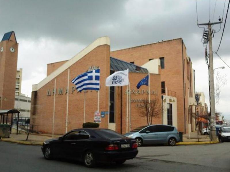 Τρόμος στο δημαρχείο Αχαρνών: Εισβολή ληστών με καλάσνικοφ – Τι είπε ο αντιδήμαρχος