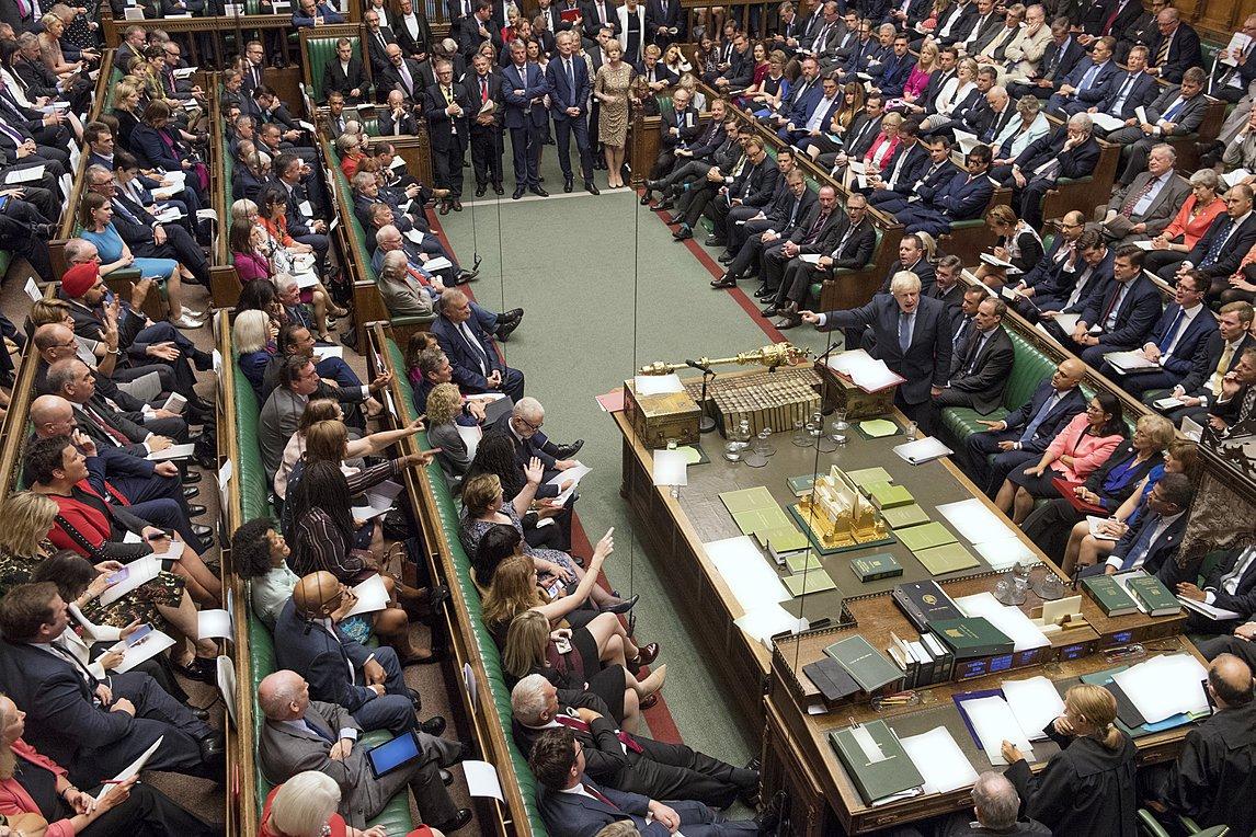 Στο βρετανικό κοινοβούλιο ξανά το Brexit