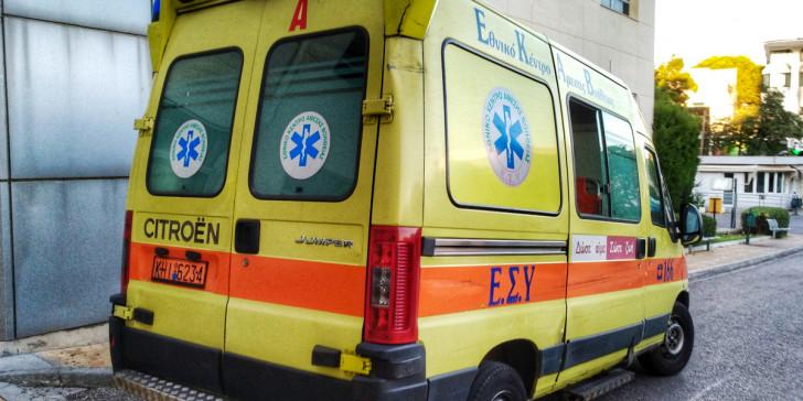 Θεσσαλονίκη: Αγοράκι 1,5 έτους έπεσε στο κενό από μπαλκόνι πρώτου ορόφου