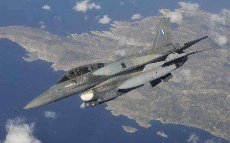Κλειστό το FIR Αθηνών για οπλισμένα τουρκικά μαχητικά με στόχο τη Λιβύη