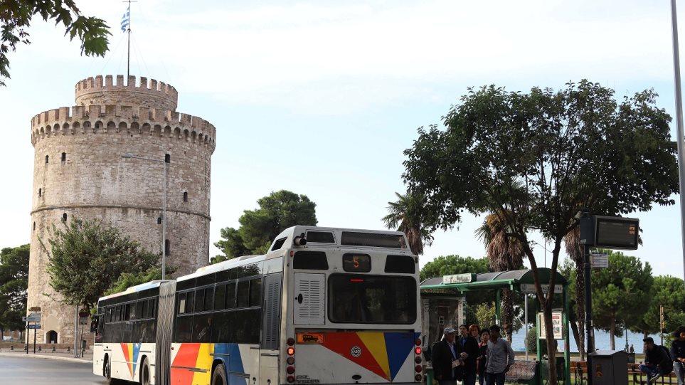 Θεσσαλονίκη: Υπάλληλοι του ΟΑΣΘ καταγγέλλουν προπηλακισμό από επιβάτη λεωφορείου