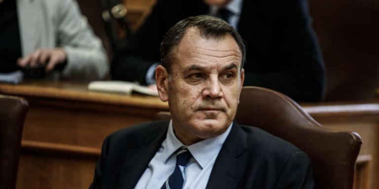 Επιστρέφει εσπευσμένα στην Αθήνα ο Υπουργός Εθνικής Άμυνας μετά την τουρκική NAVTEX