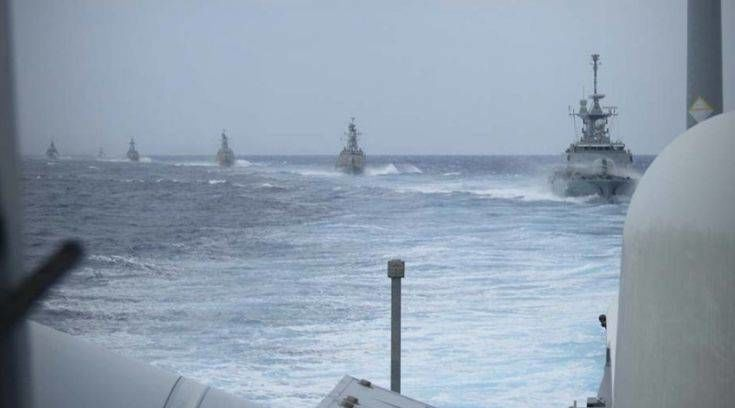 Λίβανος κατά Ελλάδας: «Τα πλοία της παραβιάζουν την ΑΟΖ μας»